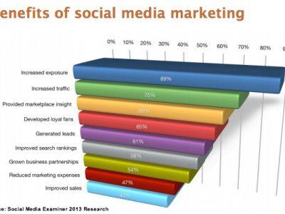 Social Media Marketing Report 2013