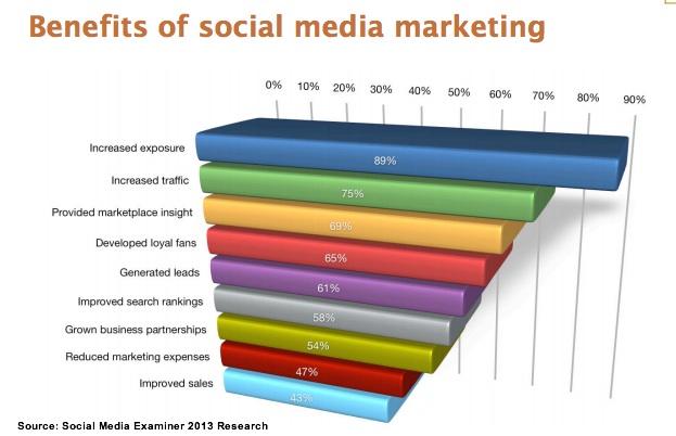 Social Media Marketing Report 2013 1 - Savona