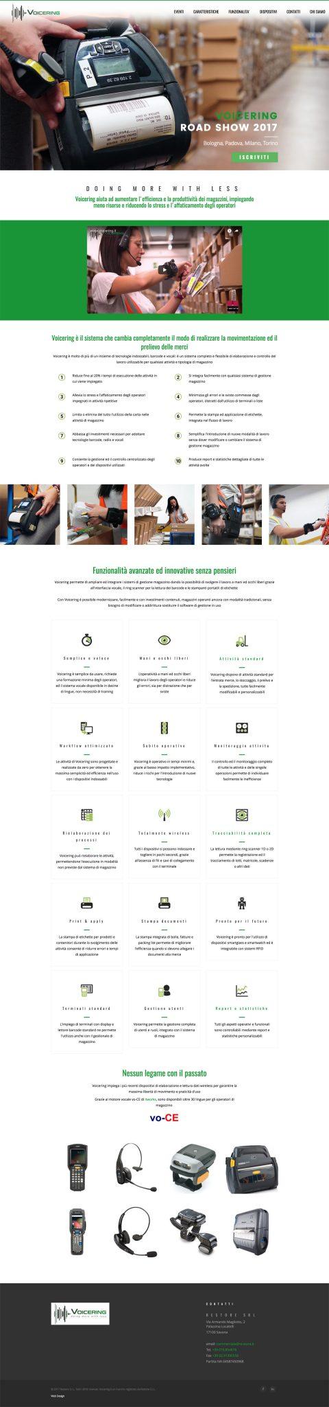 sito internet voicering
