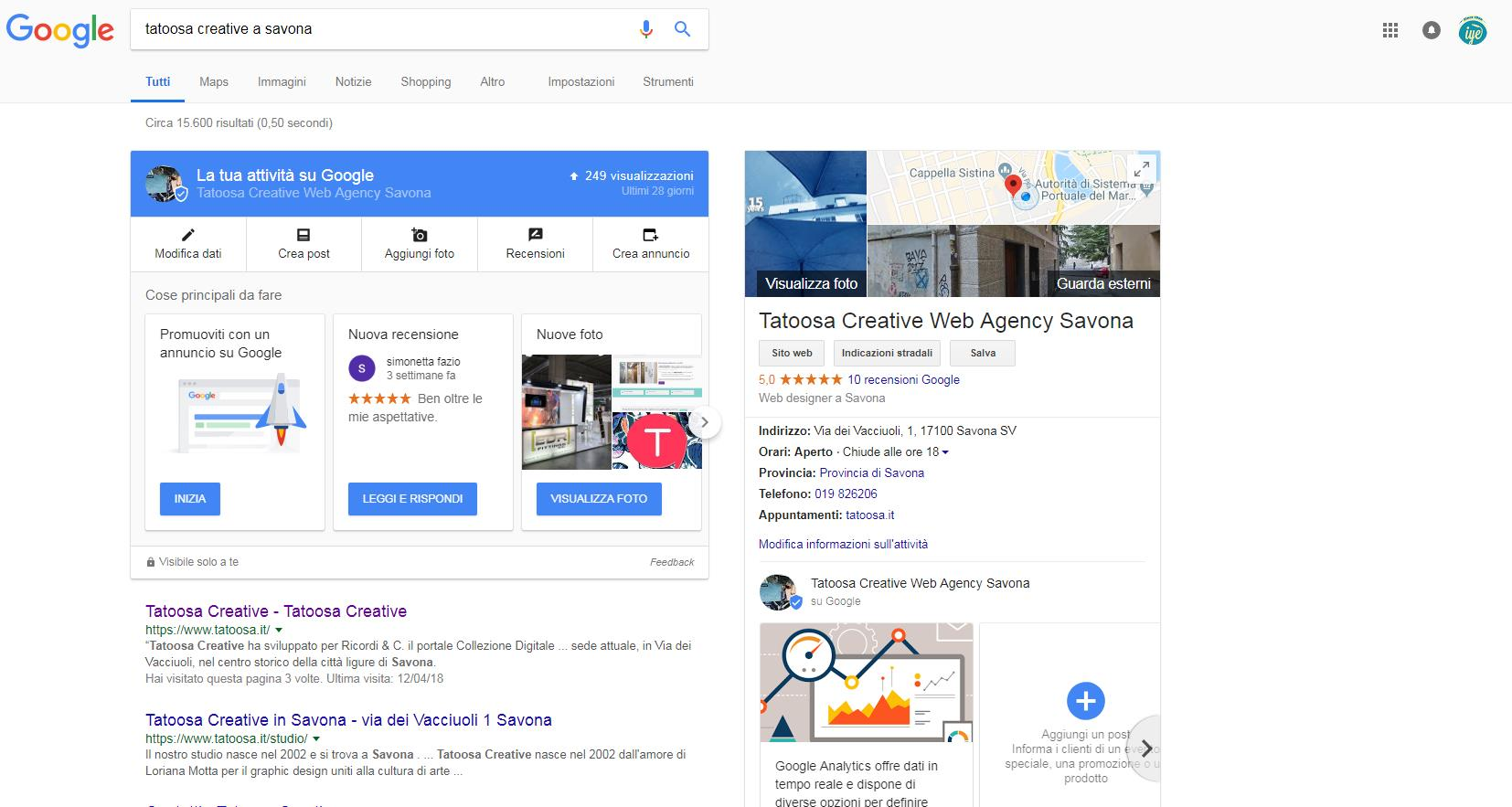 Come creare un post perfetto su Google My Business